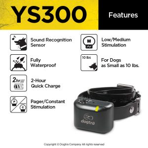 Dogtra YS 300 barking collar
